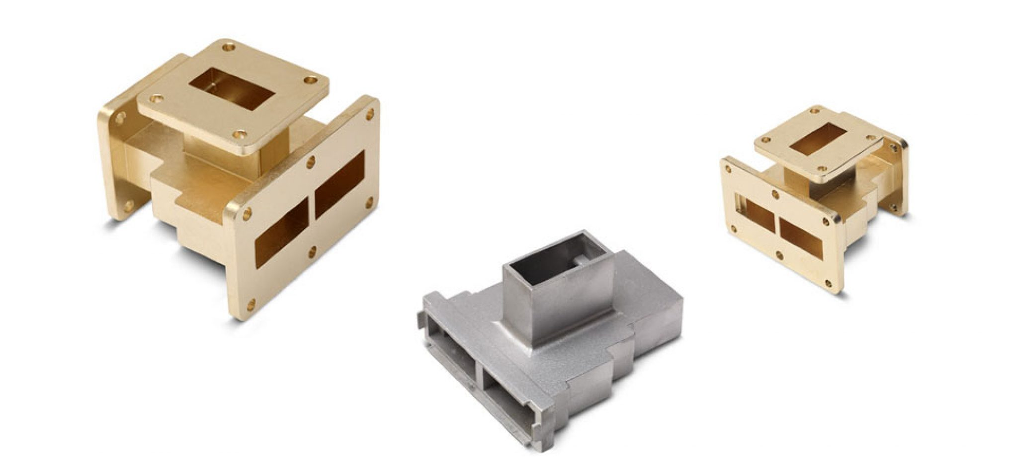 Microwave Waveguide Tees Sylatech